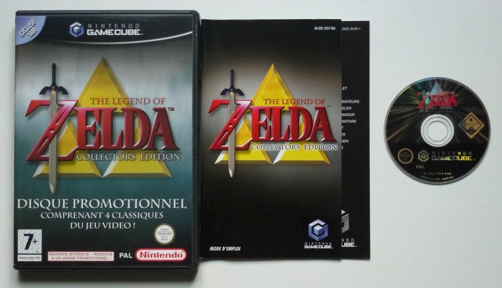 Mario Kart: Double Dash!! + Zelda Collector Edition P1050411