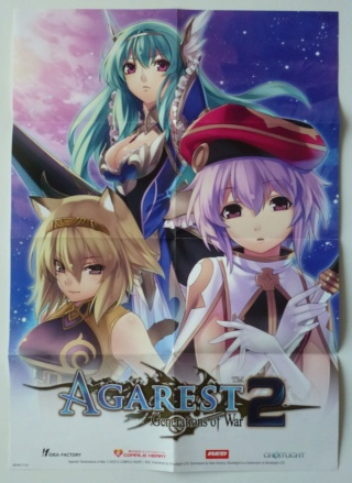 Agarest 2 Collector P1150723