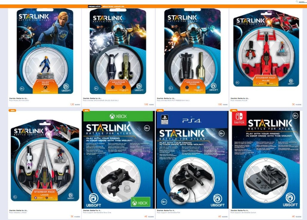 [TROUVé]  ([ACH] pack vaisseaux Starlink) Screen12