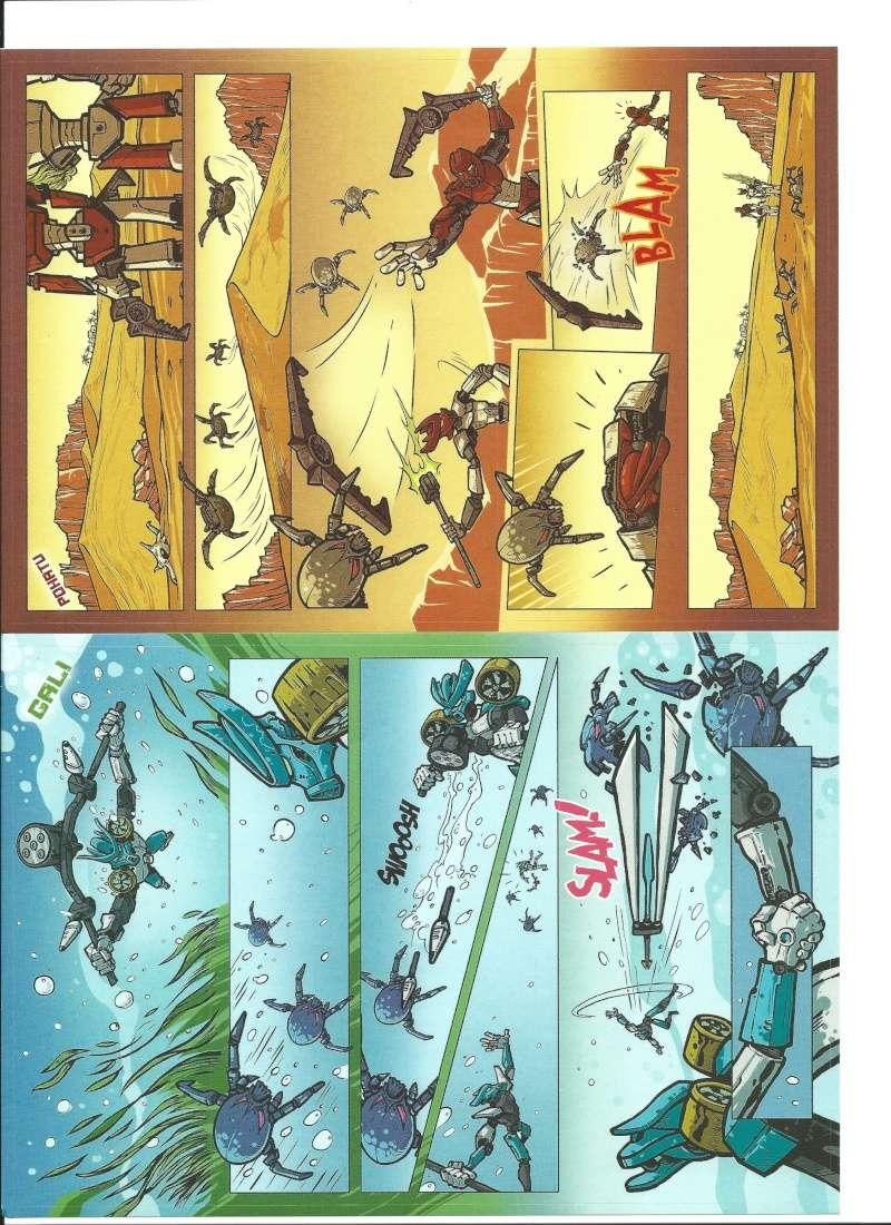 [Produit]Comics/Stickers BIONICLE 2015 Galipo10