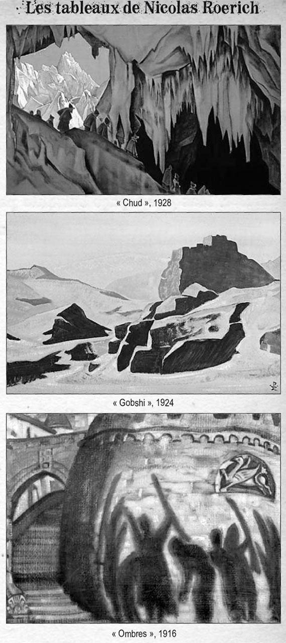 L'appel de Cthulhu : Par-delà les Montagnes Hallucinées - Page 3 Tablea10