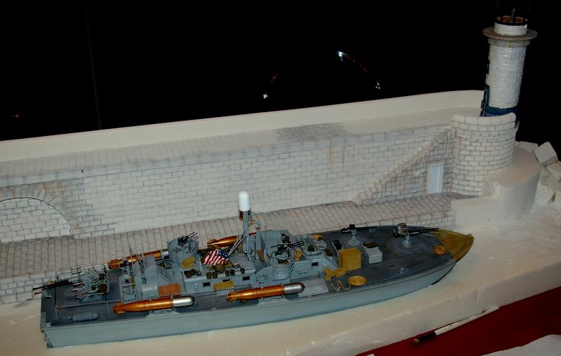 Torpedo boat PT - 596 [italeri 1/35] - Page 10 Imgp7818