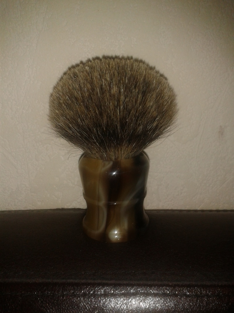 Frank Shaving pure badger 30mm 2015-021