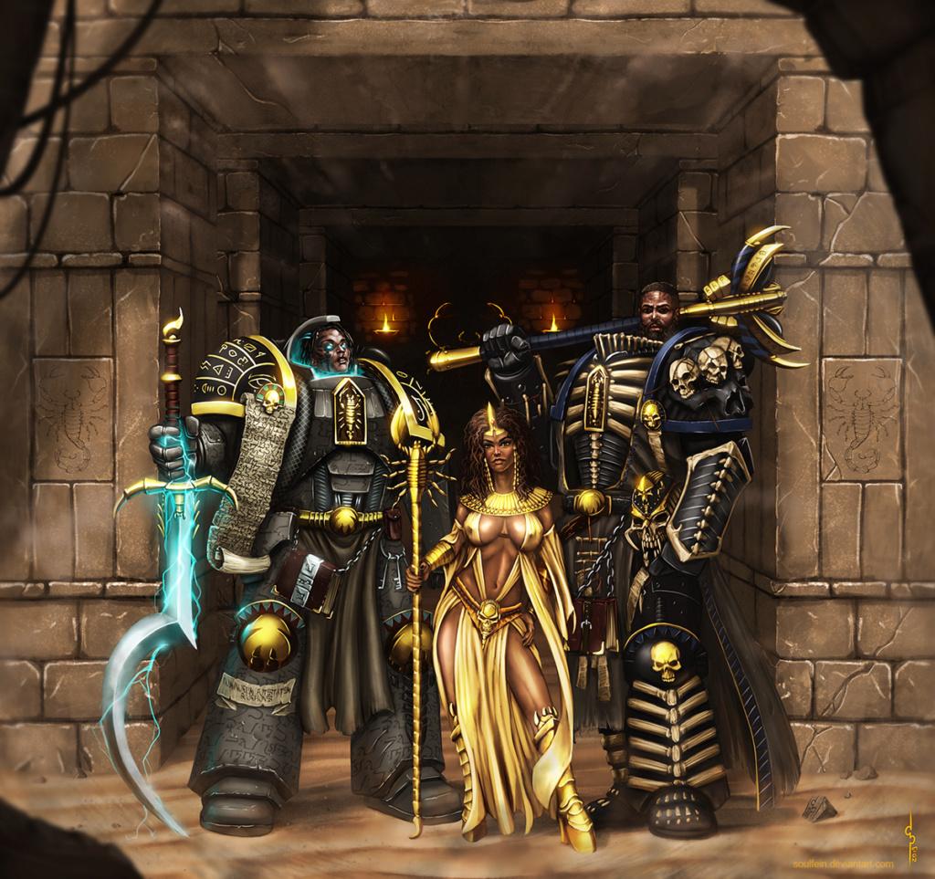 [FACTION] XI Legions Light bringers / Scorpion lords Dddipq10
