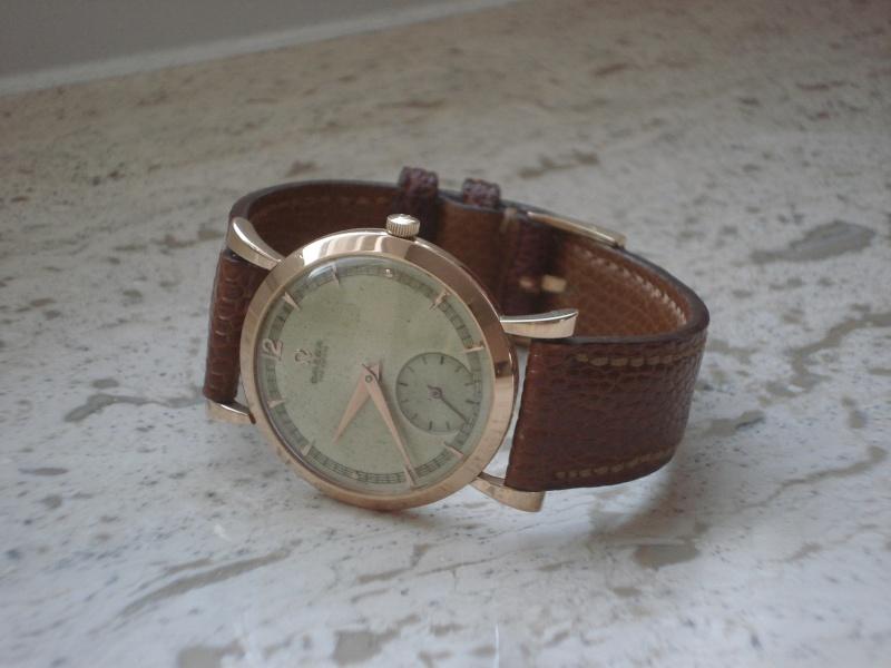 Vos plus belles montres habillées en or rose ou jaune - Page 5 Dsc03010
