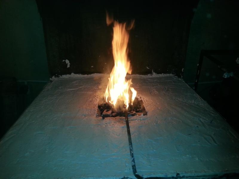 [Construction] Ma forge à charbon Foyer_11