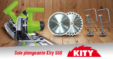 scie plongeante Kity  550 Scie-p11