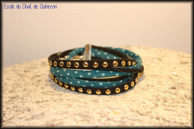 Les bracelets...100% Fait-main, au profit de l'ECQ! Img_5232