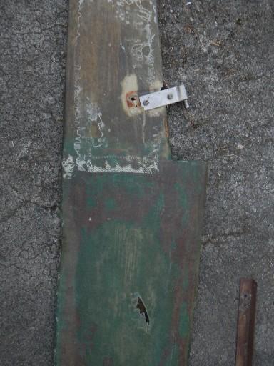 Rudder Repair Rudder10