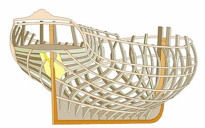 SOVEREIGN OF THE SEAS 1/84 EN BOIS.PRODUCTION ALTAYA.monté par monsieur CERVERA Page2111