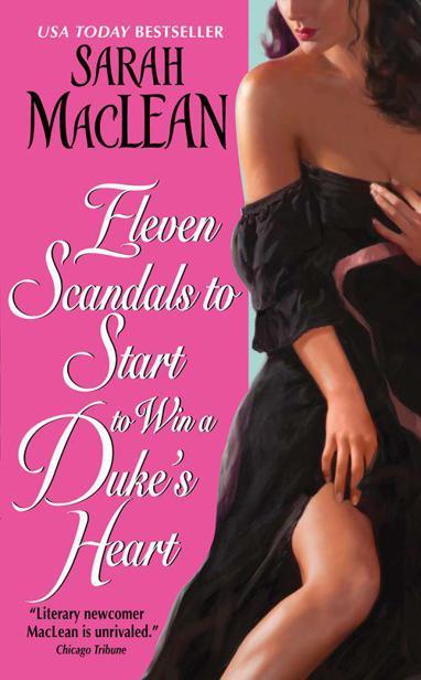 La famille St. John - Tome 3 : L'amour en 11 scandales de Sarah MacLean Cover33