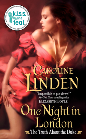 linden - The Truth about the Duke - Tome 1 : One Night in London de Caroline Linden Onenig11