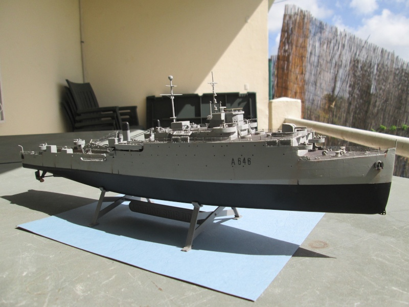 TCD Foudre sur base LINDBERG au 1/285 Img_0118
