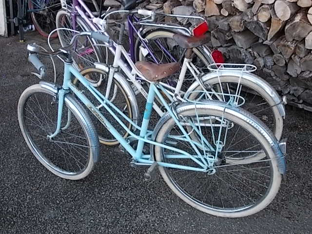 ancien vélo fillette motobécane  2013-118