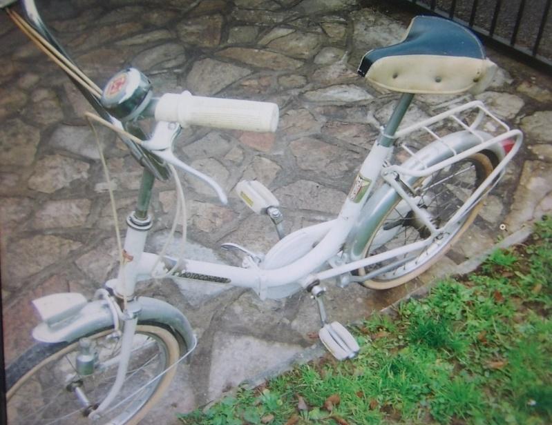 Motoconfort P.L.S. 1969 blanc [Sturmey Archer 2 v ]. 2015-058