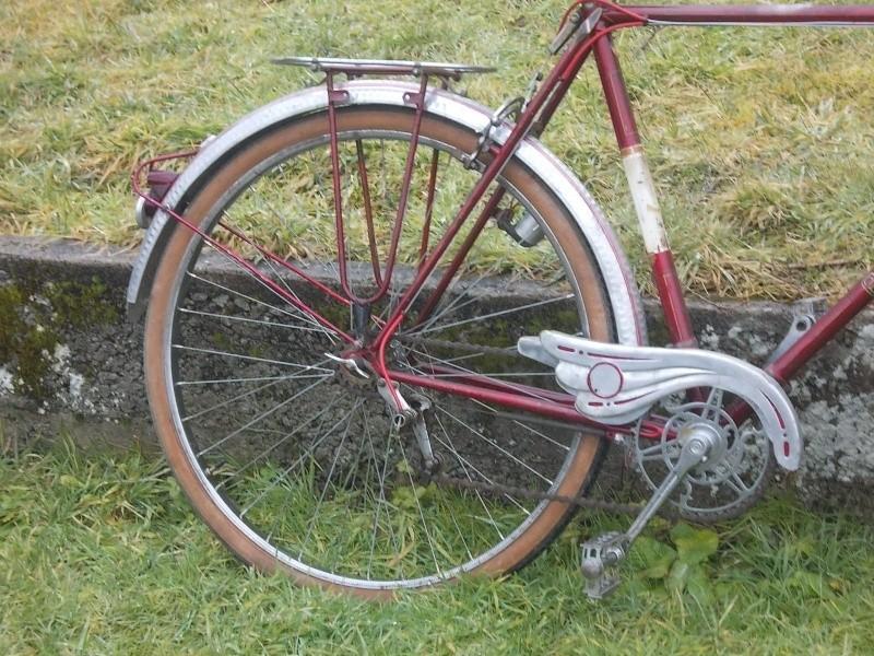 Vélo Messina- date inconnue - modèle inconnu : / 2015-138