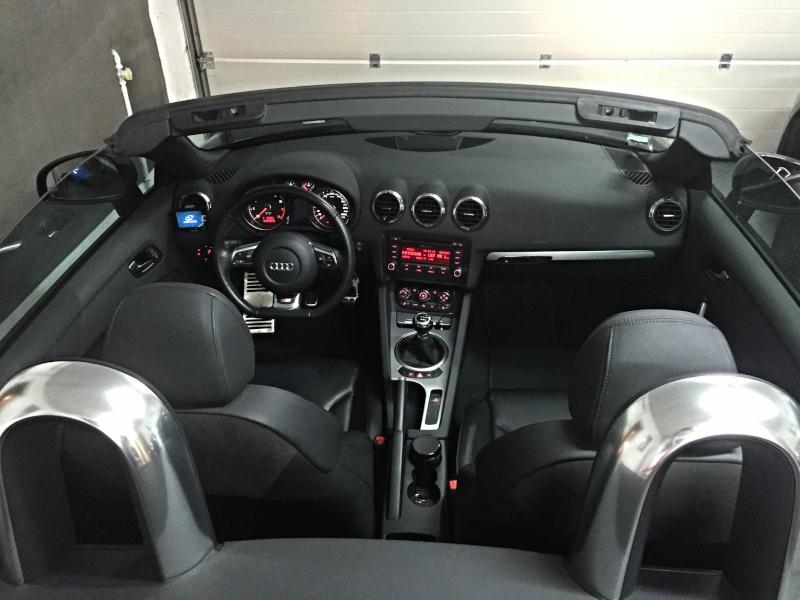 Présentation de mon TT S-Line Roadster Img_8311
