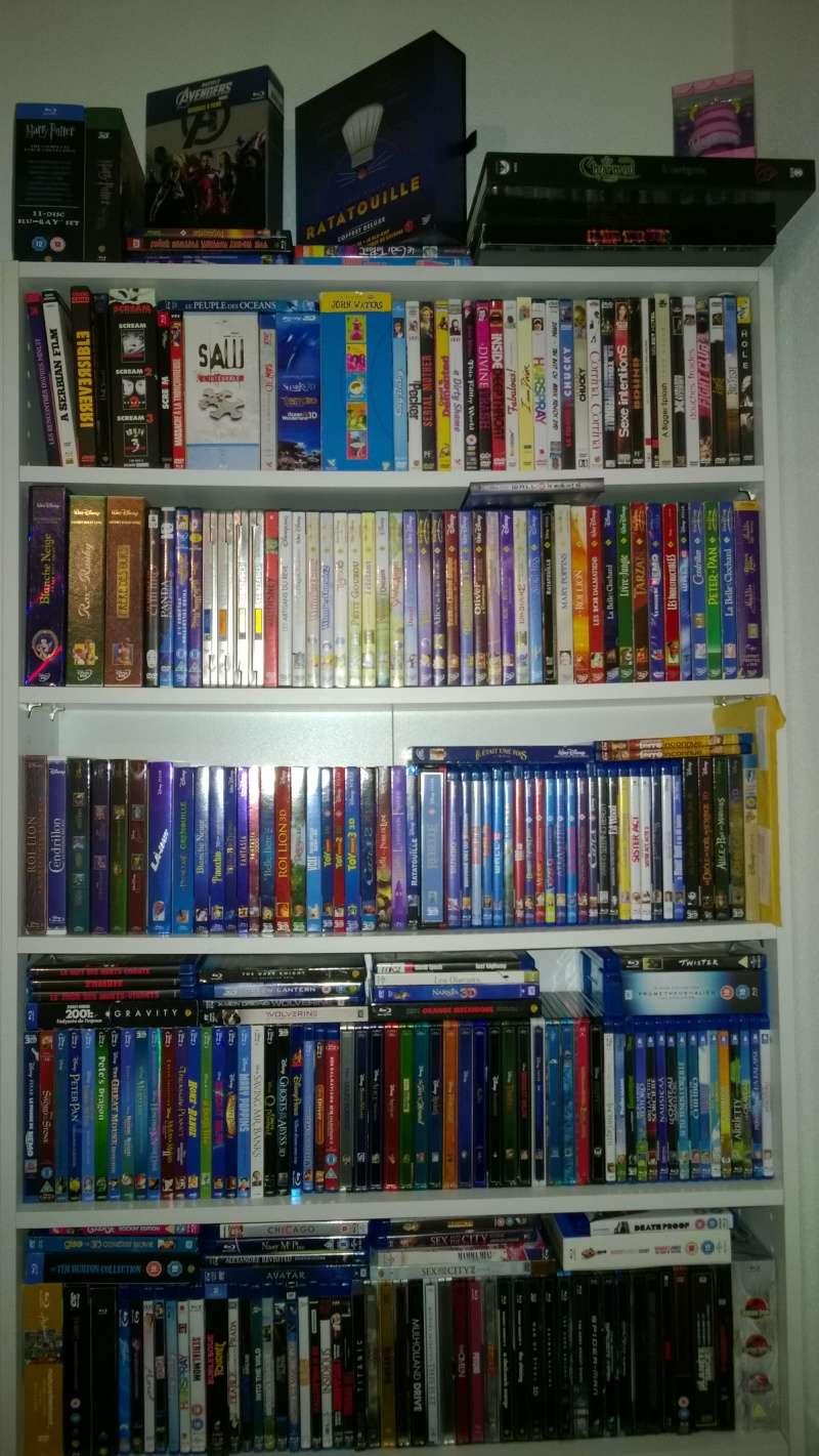 [Photos] Postez les photos de votre collection de DVD et Blu-ray Disney ! - Page 4 Wp_20114