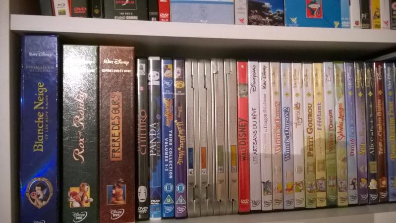 [Photos] Postez les photos de votre collection de DVD et Blu-ray Disney ! - Page 4 Wp_20115