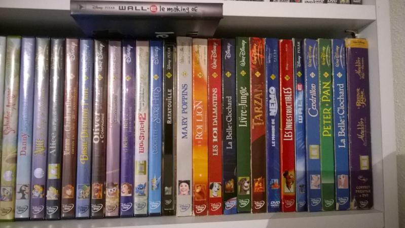[Photos] Postez les photos de votre collection de DVD et Blu-ray Disney ! - Page 4 Wp_20116