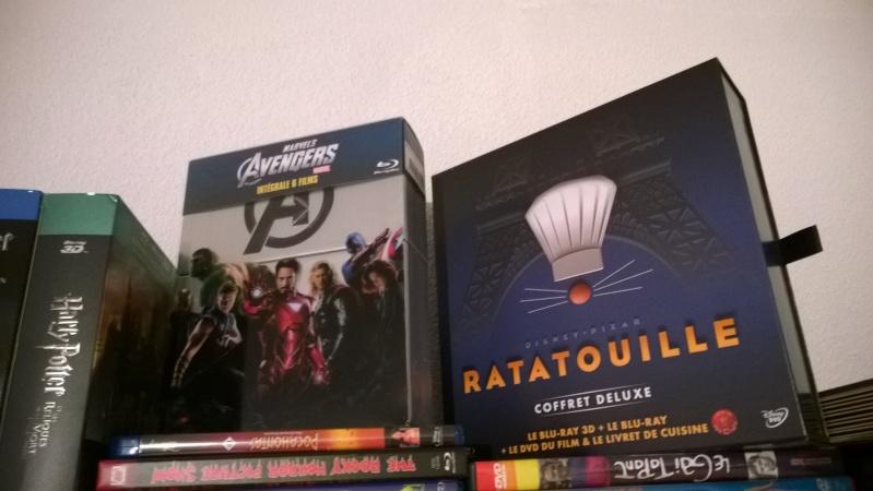 [Photos] Postez les photos de votre collection de DVD et Blu-ray Disney ! - Page 4 Wp_20117