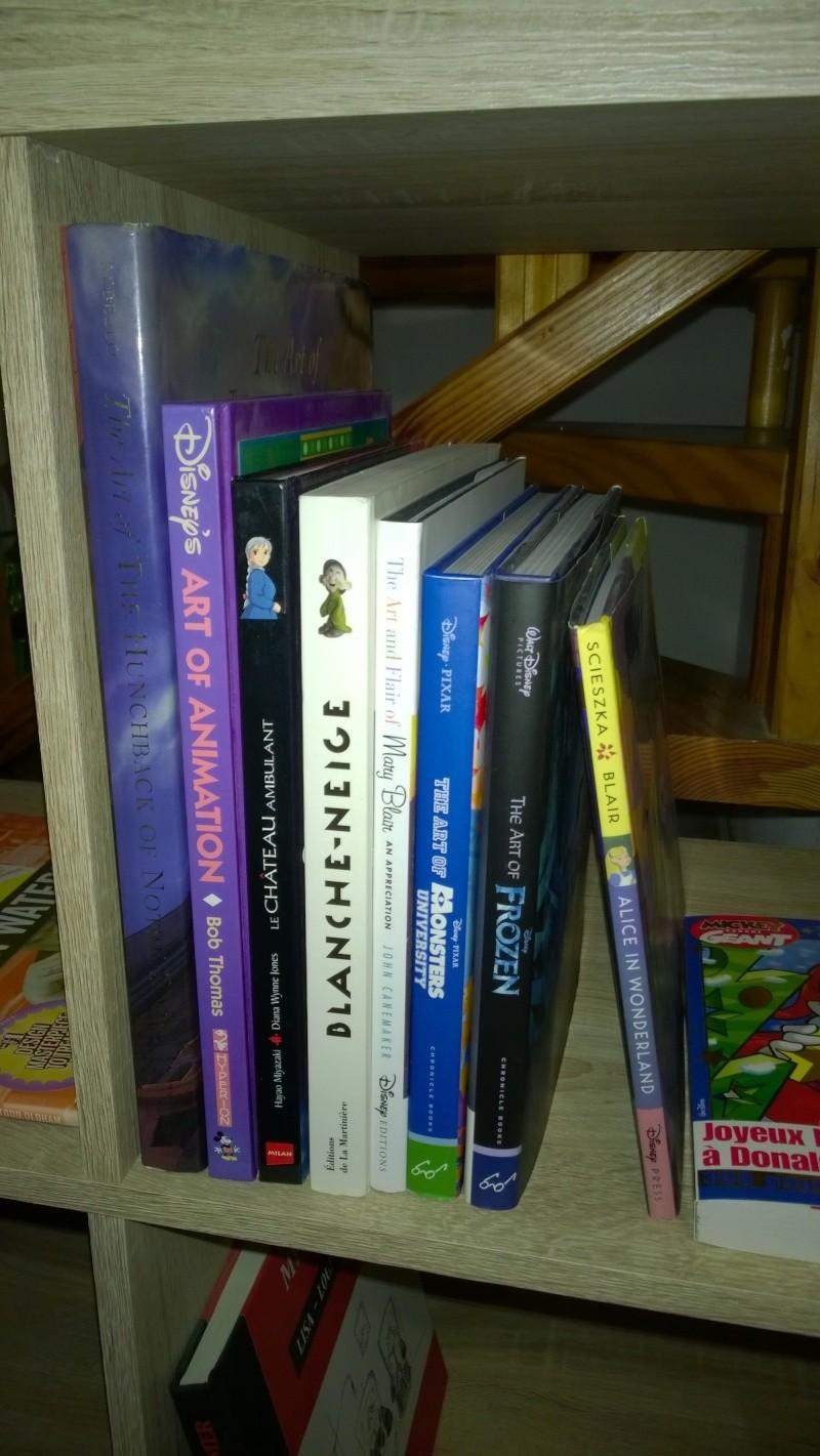 [Photos] Postez les photos de votre collection de DVD et Blu-ray Disney ! - Page 4 Wp_20124