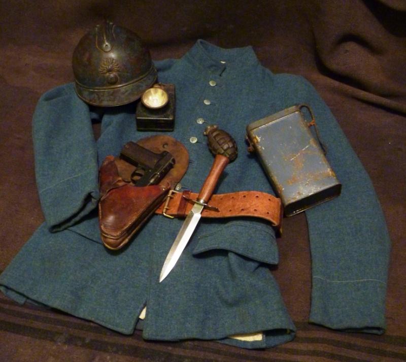 Autour d'une arme ... l'uniforme et l'équipement : quelques exemples P1210016