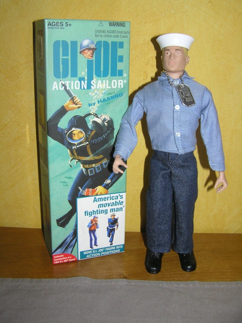 Action Sailor - Gi Joe Timeless P1010025