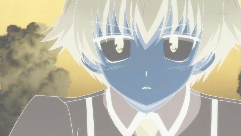 A real ghost... Kuro_g10