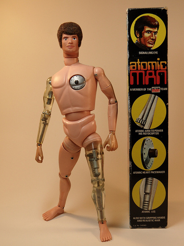 BOXED ATOMIC MAN 1976 63755710