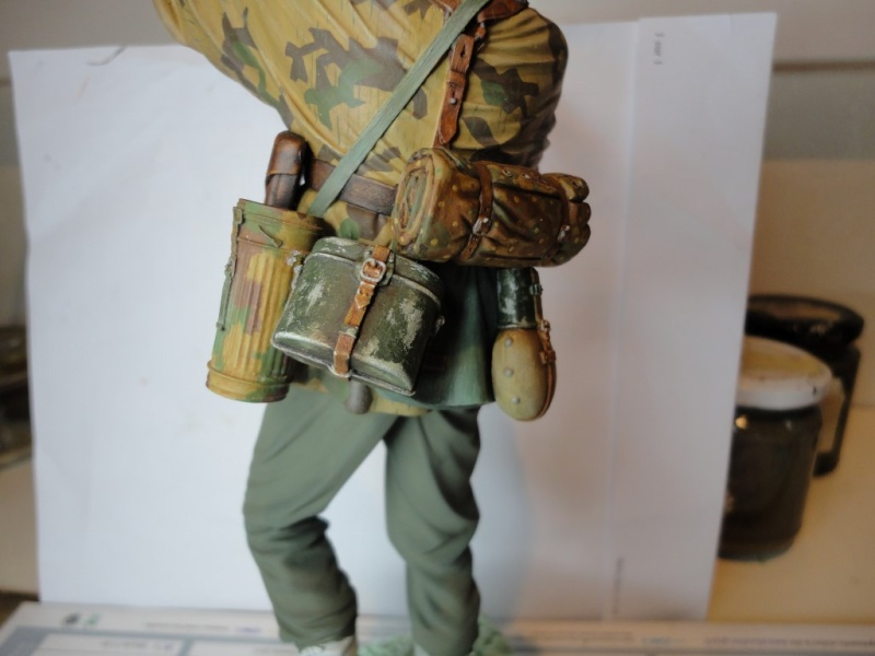 PANZERGRENADIER MG 200 MM REF 2427 VERLINDEN - Page 7 Dsc07346