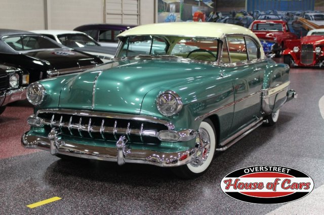 Chevy 1953 - 1954 custom & mild custom galerie - Page 9 0110