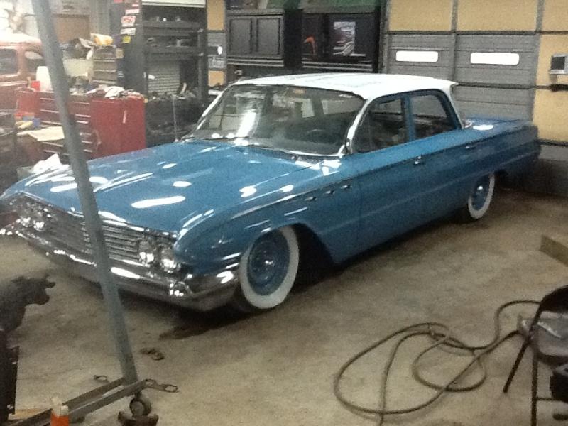 Buick 1961 - 1963 custom and mild custom 01210