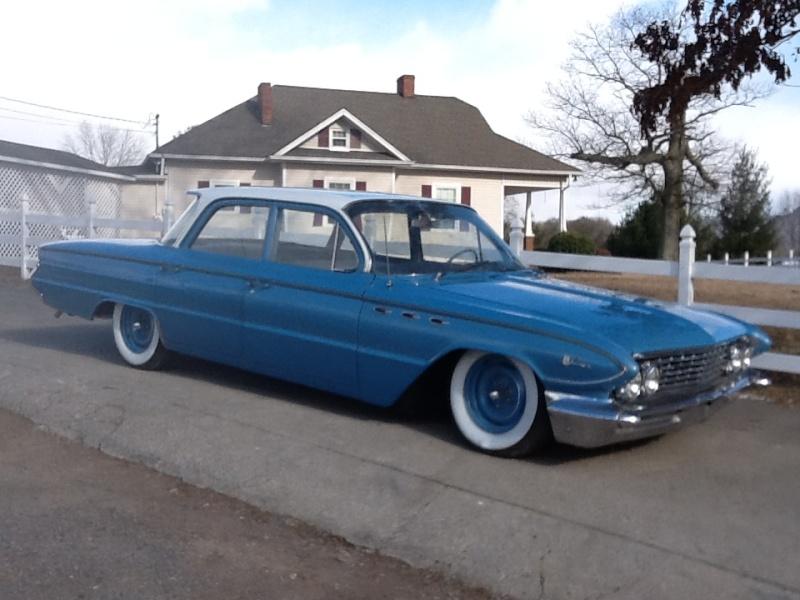 Buick 1961 - 1963 custom and mild custom 02210