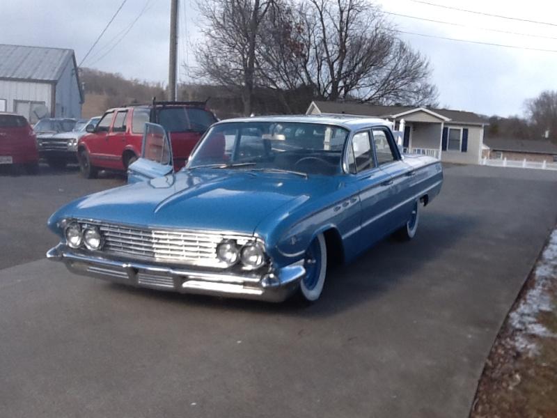 Buick 1961 - 1963 custom and mild custom 03110
