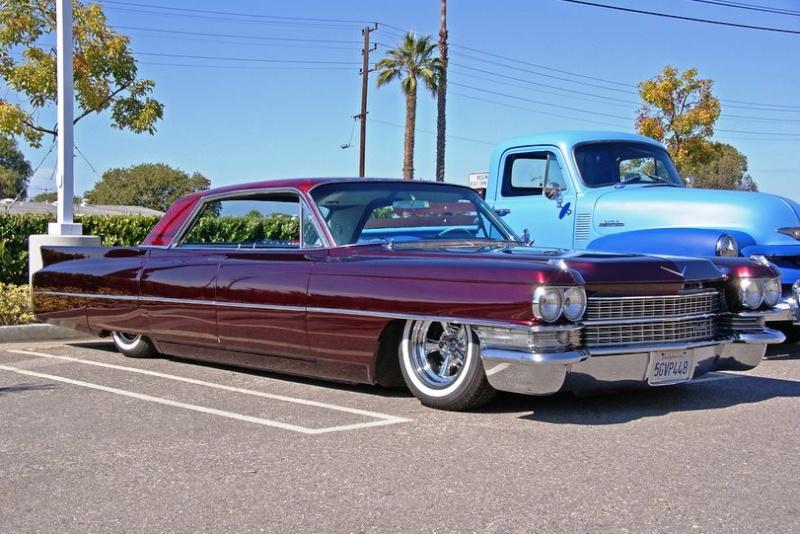 Cadillac 1961 - 1968 Custom & mild custom - Page 3 10102210