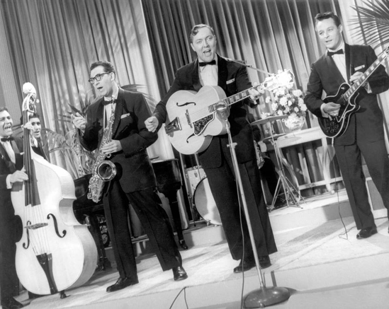 Bill Haley and the Comets 10150710