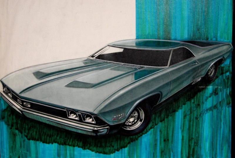 Prototype, maquette et exercice de style - concept car & style - Page 2 10153210