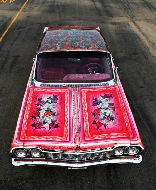 Gipsy Rose - Legendary 1963 & 1964 Chevrolet Low riders 10155510