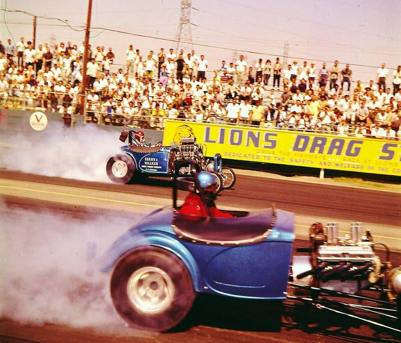 1950's & 1960's hot rod & dragster race - Page 2 10167912