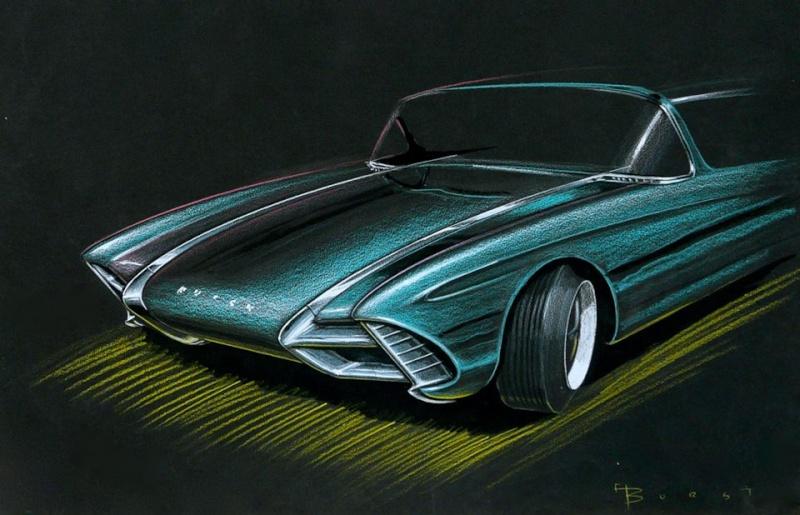 Prototype, maquette et exercice de style - concept car & style - Page 2 10168012