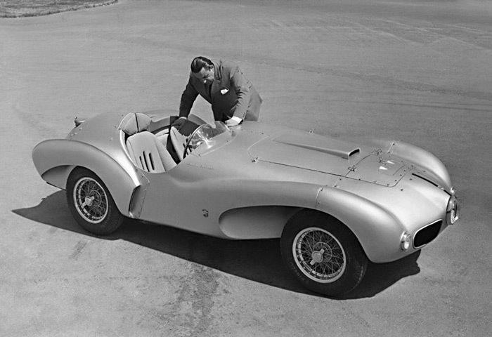 1953 Ferrari 166 MM/53 Abarth Smontabile Spyder 10169210