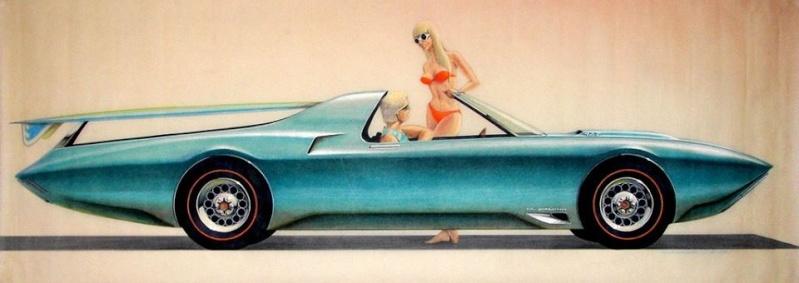 Prototype, maquette et exercice de style - concept car & style - Page 2 10171010