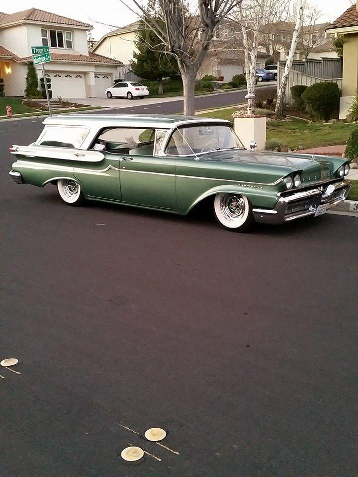 Mercury 1957 - 1960 Customs & mild custom 10171510