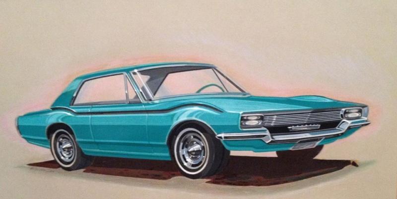 Prototype, maquette et exercice de style - concept car & style - Page 2 10172610