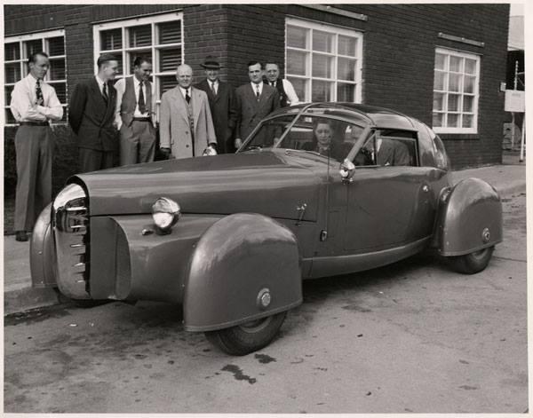 Tasco Prototype by Gordon Buehrig (1948) 10178010