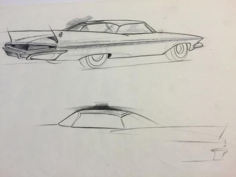 Prototype, maquette et exercice de style - concept car & style 10178110