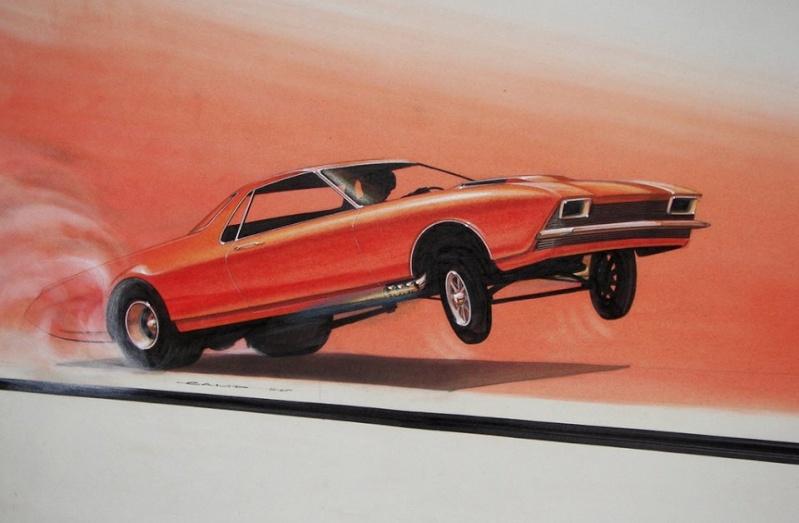 Prototype, maquette et exercice de style - concept car & style - Page 2 10246810