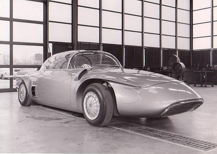 1956 GM XP-500 Free Piston Automobile Concept Car. 10270810
