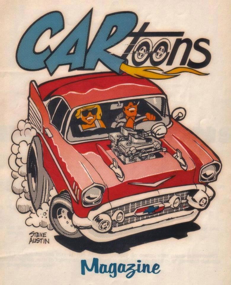 Car Toons 10307110